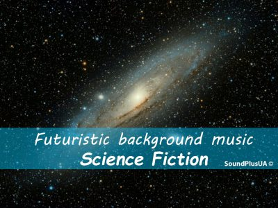 Futuristic Science Fiction Background Music