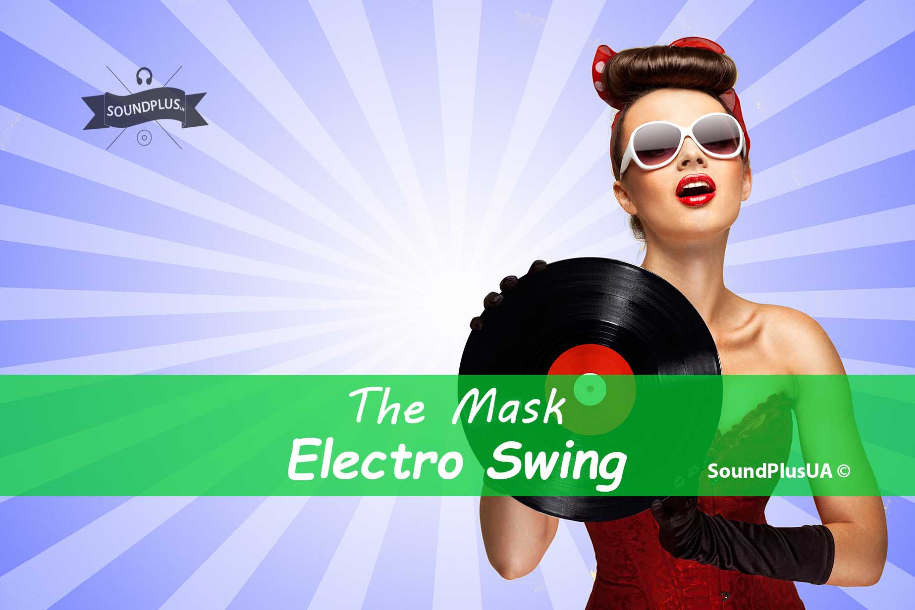 The Mask Electro swing Royalty music